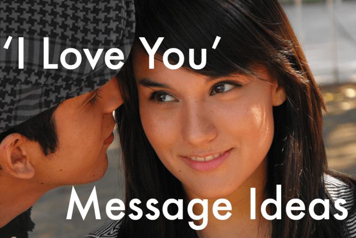 Hot i romantyczne wiadomości miłosne dla niej