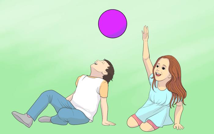Balonowe Keepie Uppie to zabawny sposób na rozruszanie dzieci i zachęcenie do pracy zespołowej.