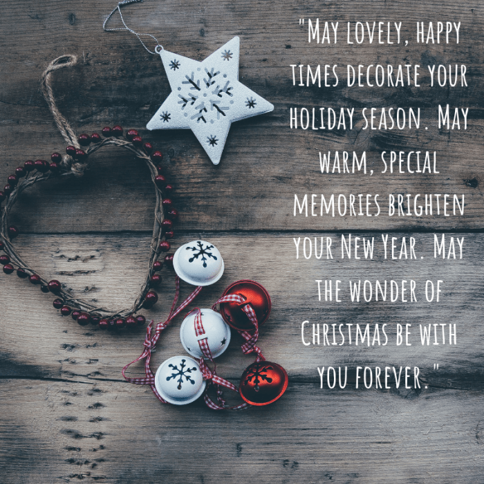 short christmas quotes and sayings for holiday cards