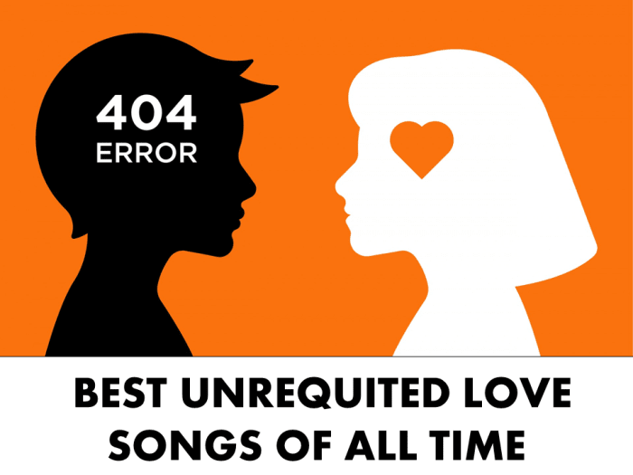 Best Unrequited Love Songs of All Time - Spinditty - Music