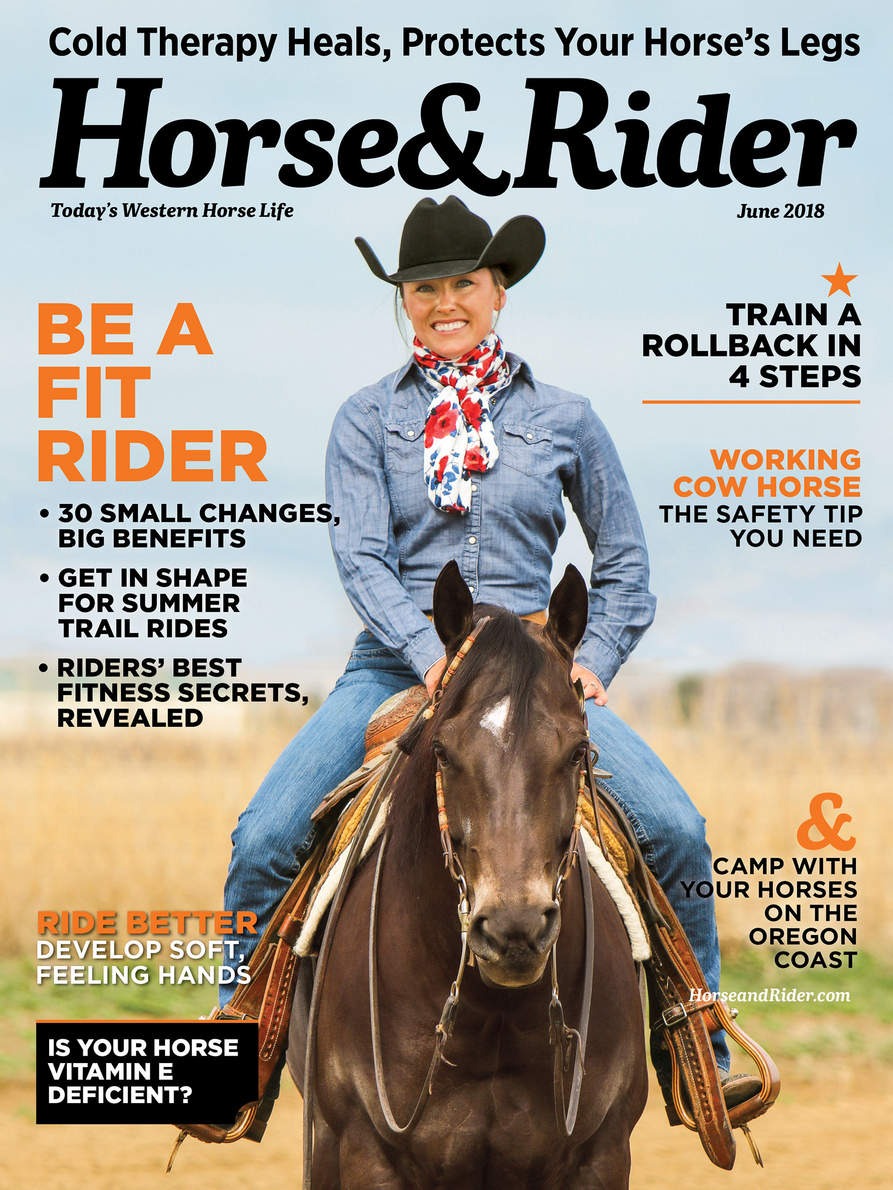 Horse&Rider | June 2018 Issue