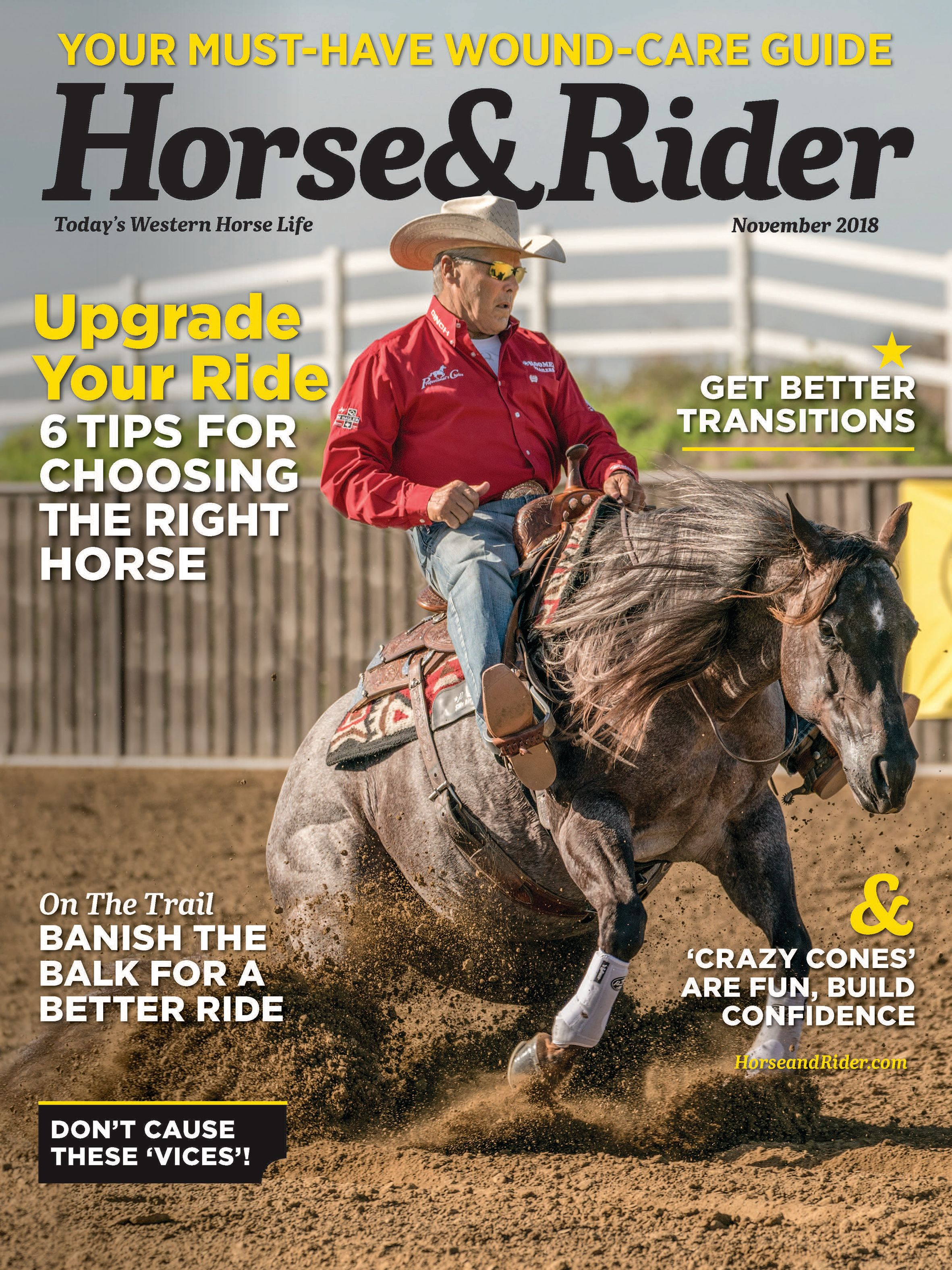 Horse&Rider | November 2018 Isssue