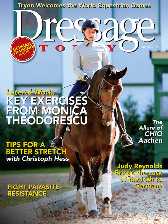 Dressage Today | March 2018 Issue
