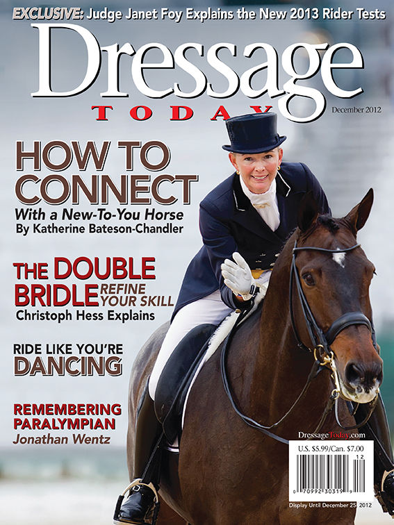 Dressage Today | December 2012 Isssue