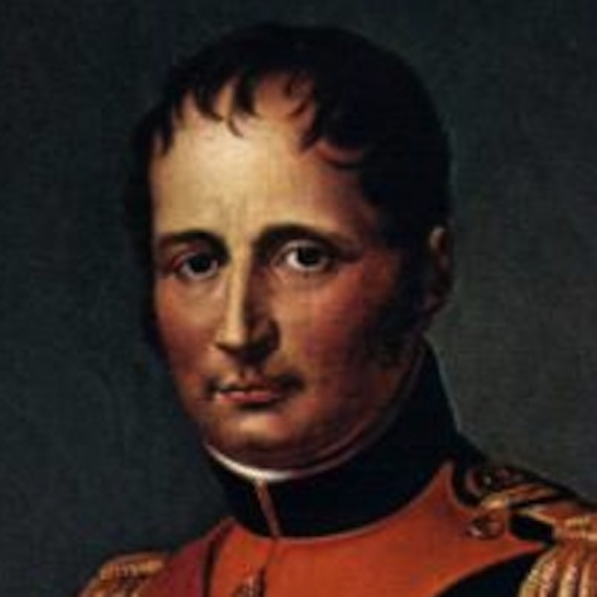 an analysis of the topic of the essay on the napoleon bonaparte a corsican born french leader