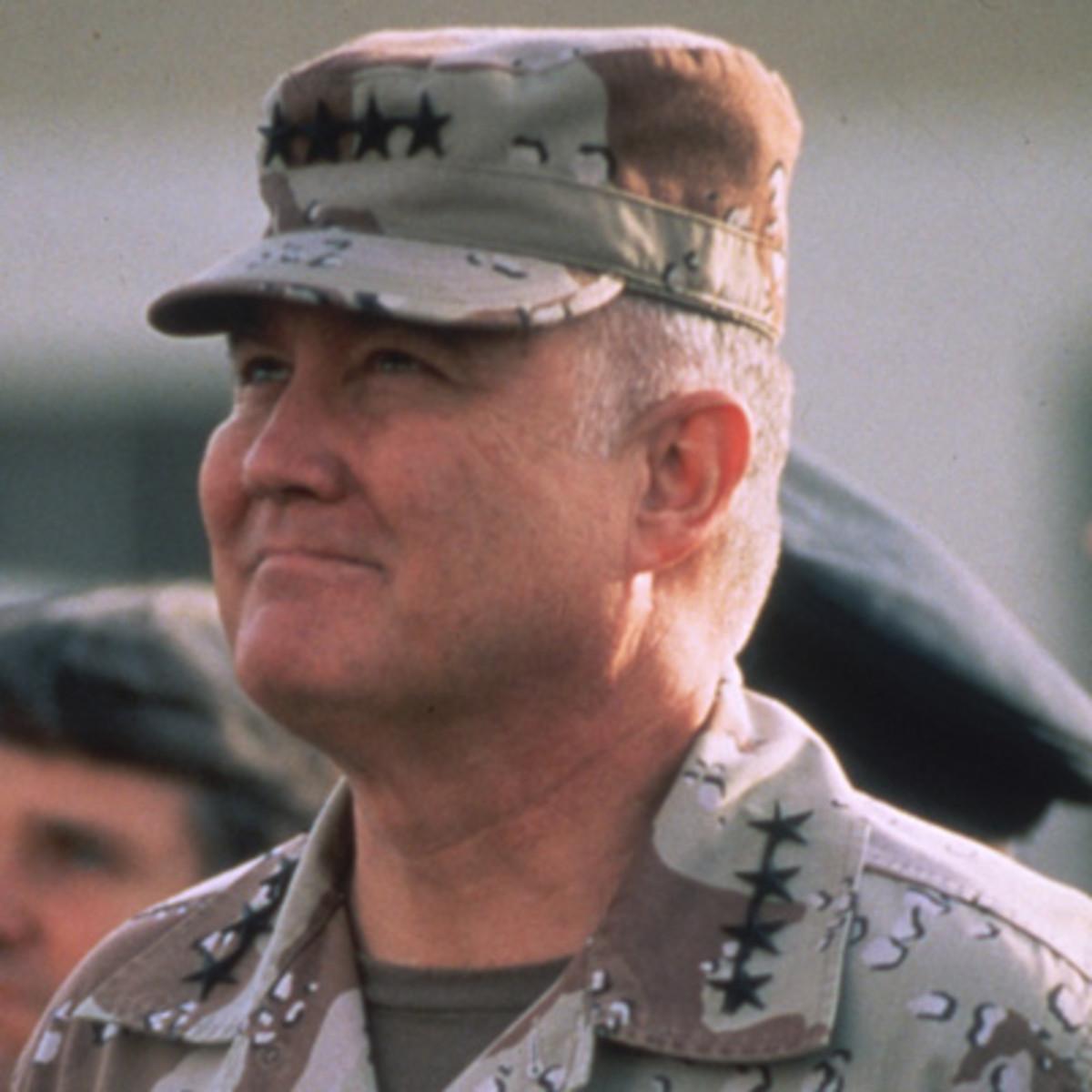 the career of the us general norman schwarzkopf