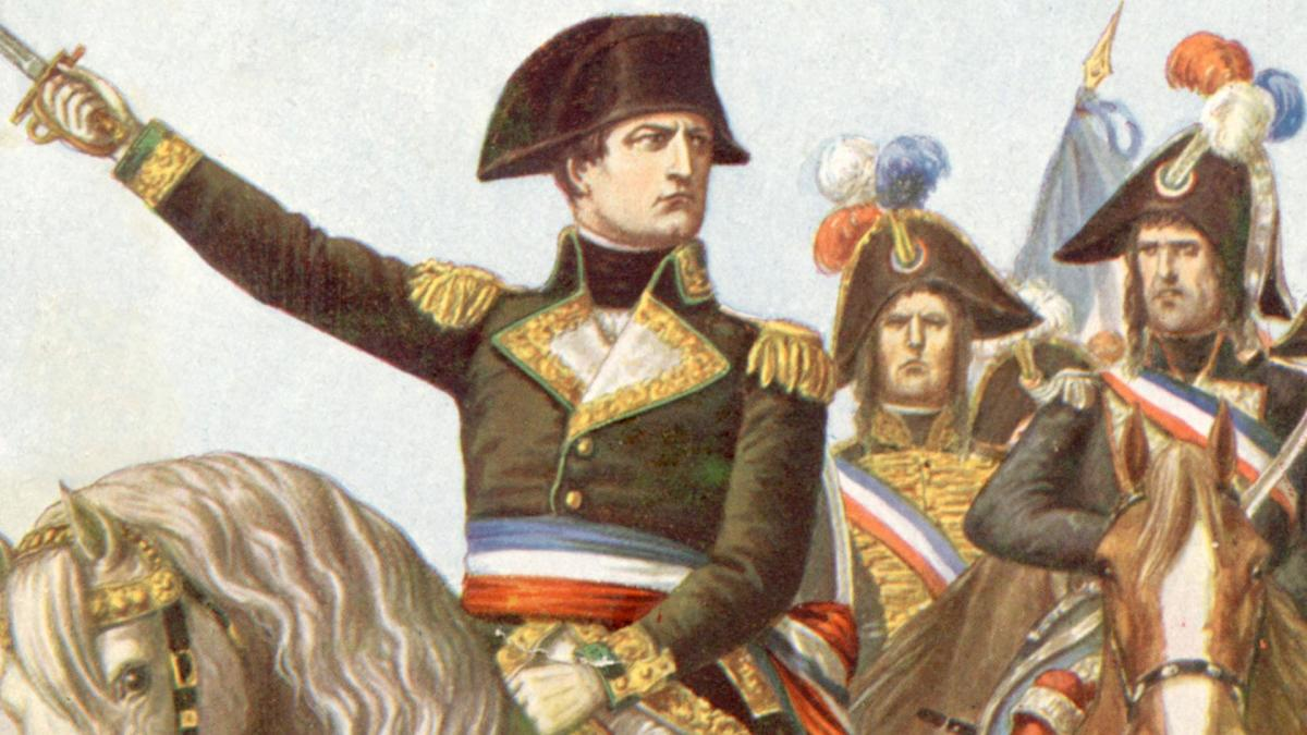 a biography of napoleon bonaparte a french emperor Napoleon bonaparte emperor of france 12 portraits of napoleon bonaparte napoleon not murdered, say the french won the battles of abensberg and eckmuhl.