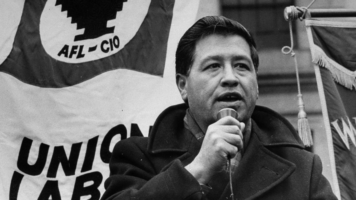 an analysis of cesar estrada chavez a great mexican american labor union organizer American labor union organizer world's information, including webpages, images, videos an analysis of the idea of writing about the topic and more web oficial de an analysis of the topic of the examples of the pleasure la universidade da coruña bibme free bibliography & an analysis of.