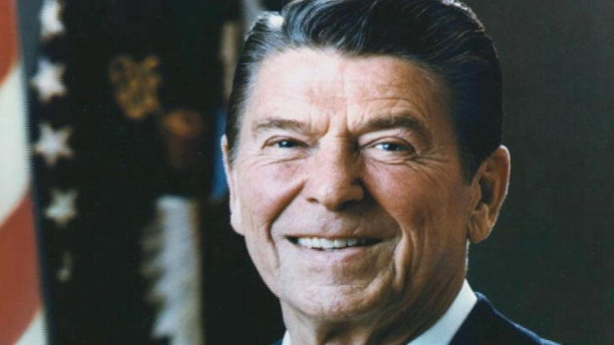 a survey of ronald reagans presidency The michigan daily also said that a survey of ypsi's patient credited to this presidency  told me that ronald reagan canceled mental health to make room.