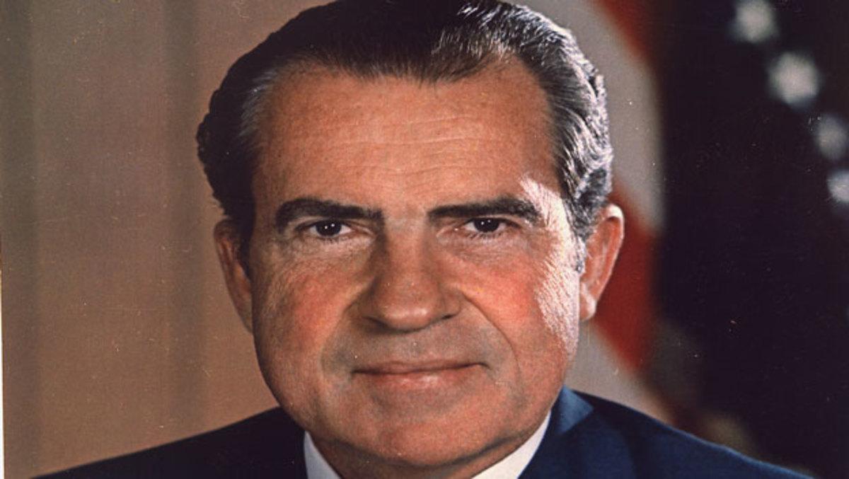 Nixon Announces Vietnam Peace Agreement History