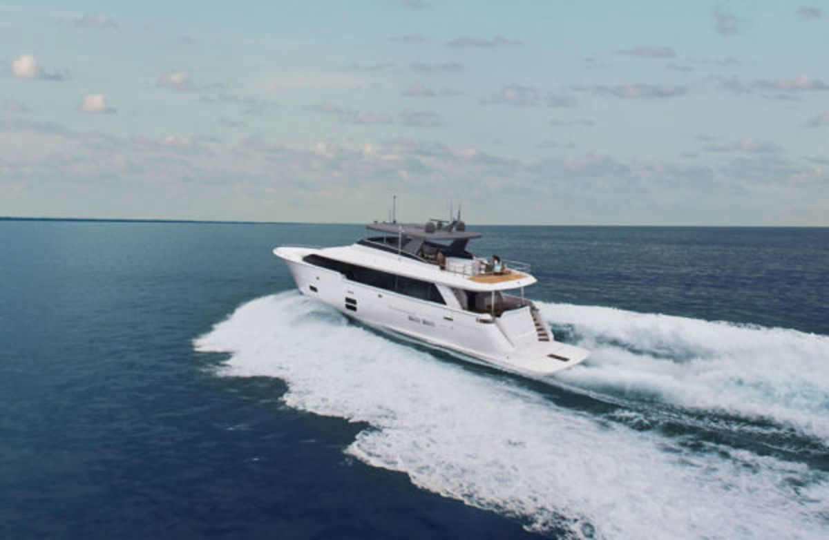 FOR IMMEDIATE RELEASE. HATTERAS / CABO YACHTS