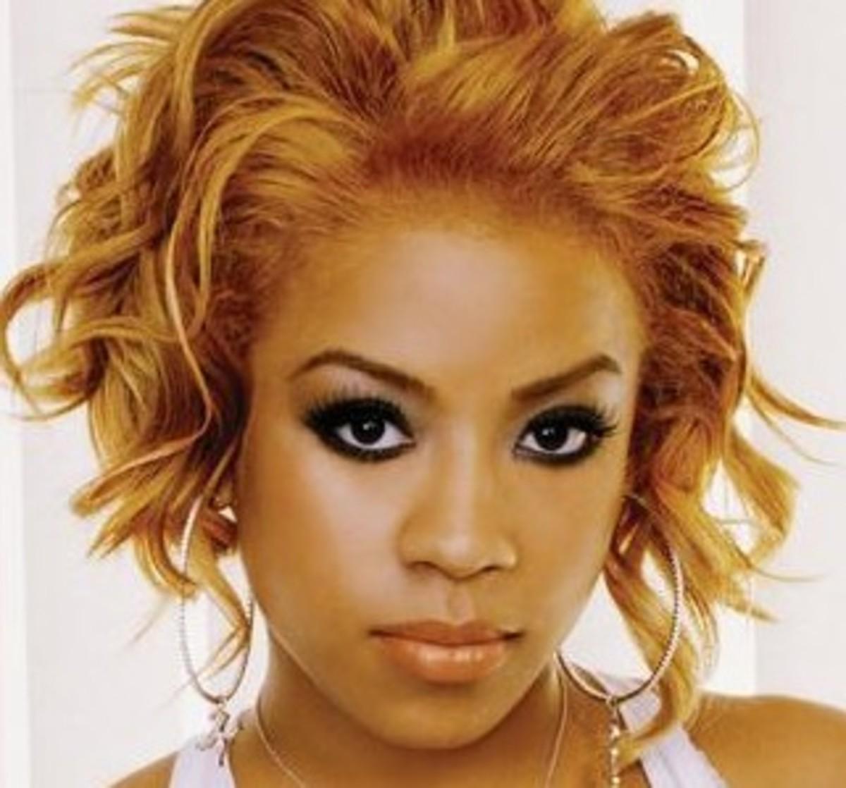 Hip-Hop Rumors:Keyshia Cole Cuts off FAMILY! Did Frankie ...