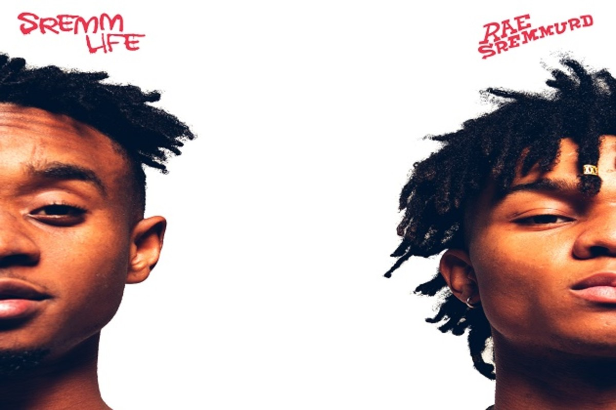 rae sremmurd unveils sremmlife album cover amp announces