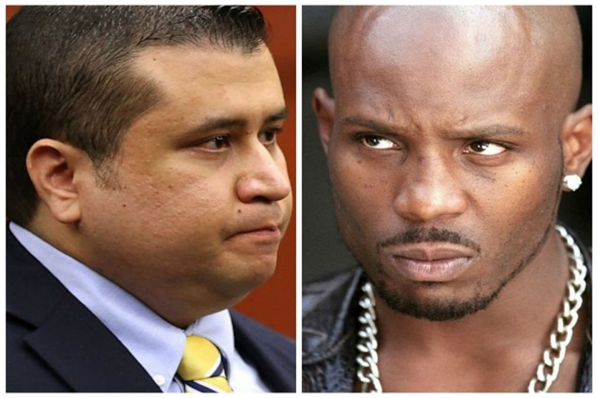 It's Official: DMX Vs George Zimmerman Celebrity Boxing ...