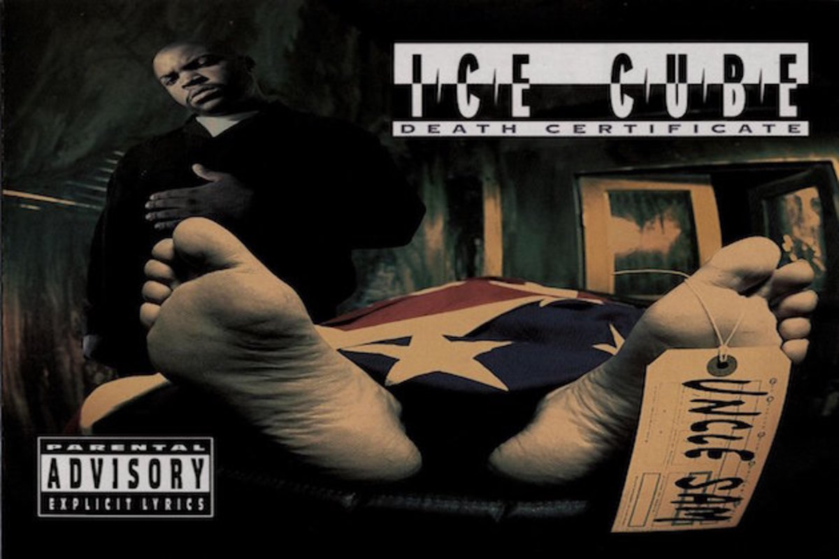 Political P Funk Ice Cubes Death Certificate Turns 25