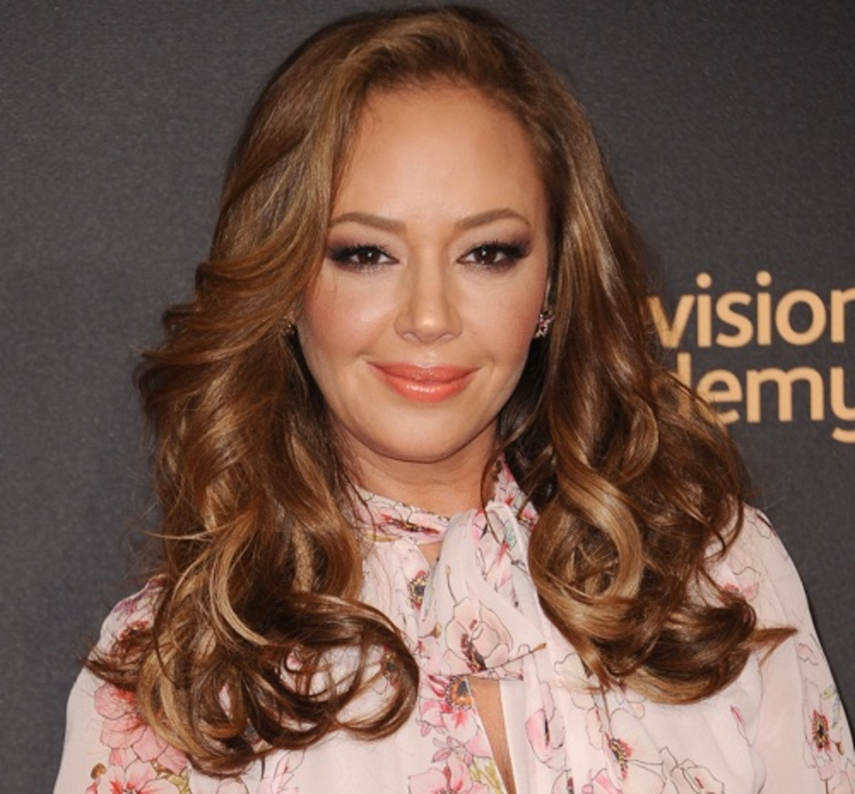 Leah remini bathrobe hot
