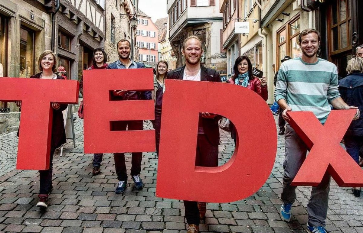 TEDx events take place in cities all over the world (Photo: Instagram)