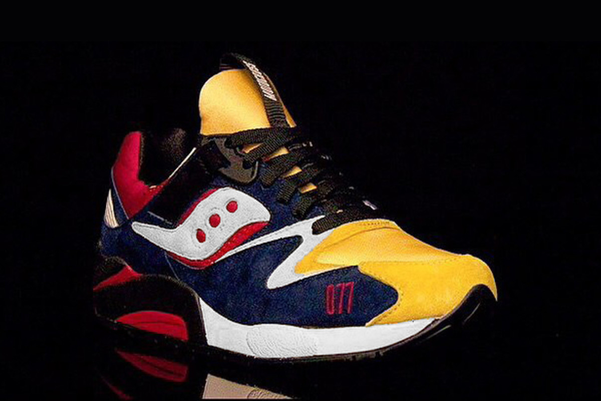 First Look  Play Cloths x Saucony Grid 9000