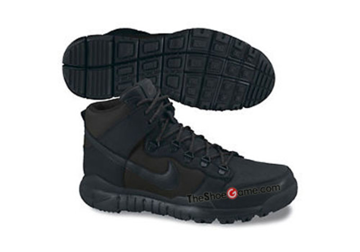 half off 81554 9d46b Nike Dunk High OMS - Holiday 2012 - TheShoeGame.com