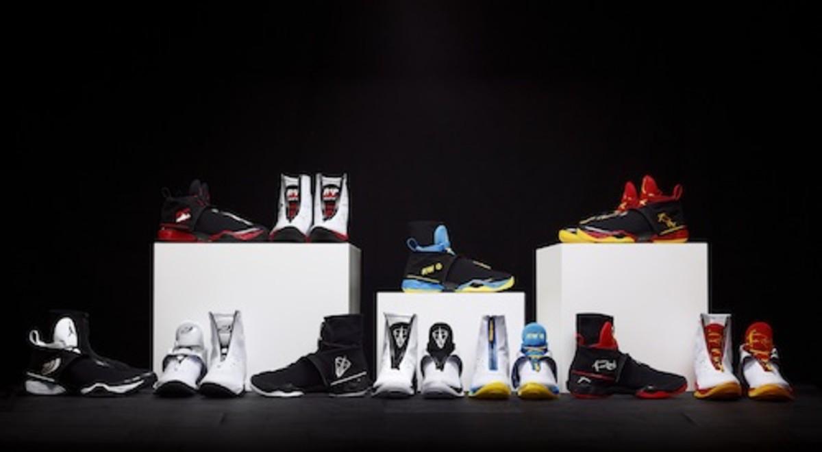 Jordan Brand Path To Championship PE Collection - TheShoeGame.com eb31ab0257