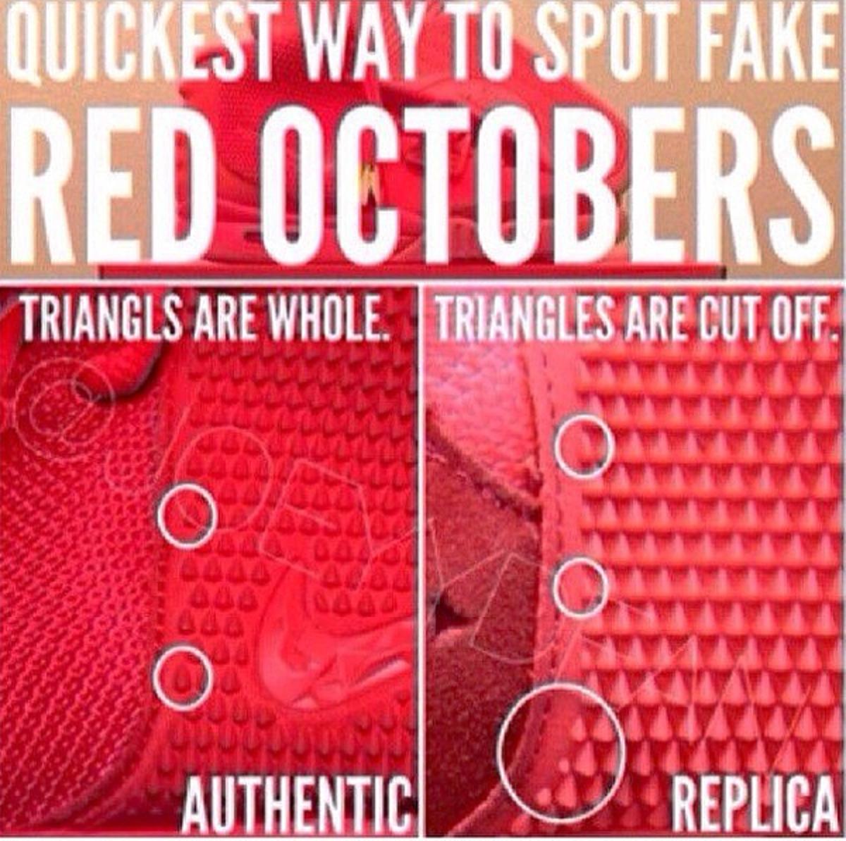 yeezy red october replica