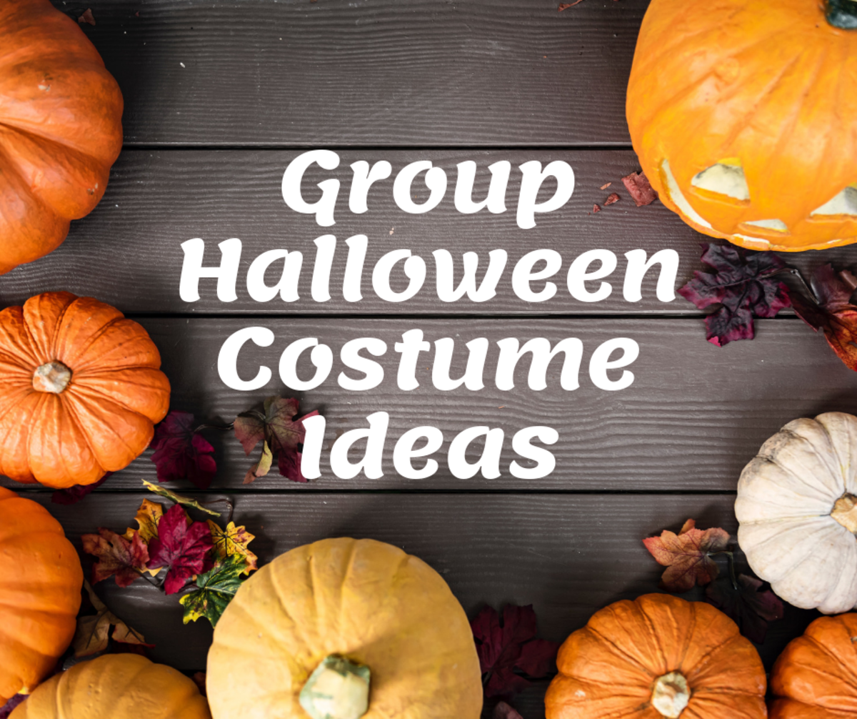 30+ Halloween Group Costume Ideas
