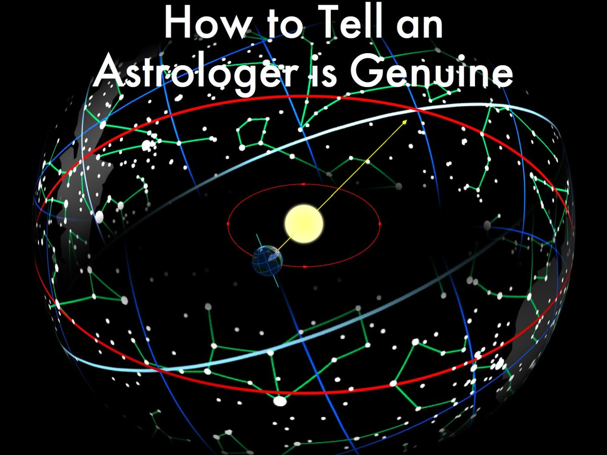 How to Tell Real Astrologers From Fakes