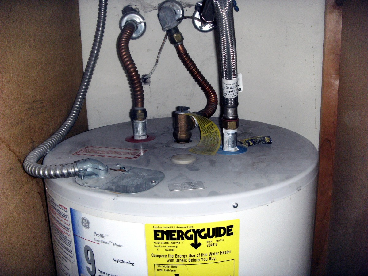 How To Replace A Hot Water Heater Dengarden