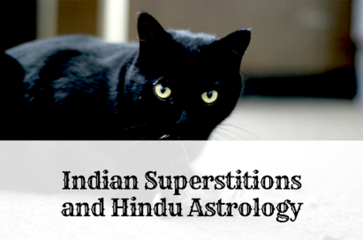 Learn about Indian superstitions and Hindu astrology.