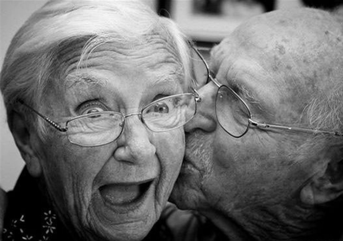 Senior Intimacy Tips for Aging Couples