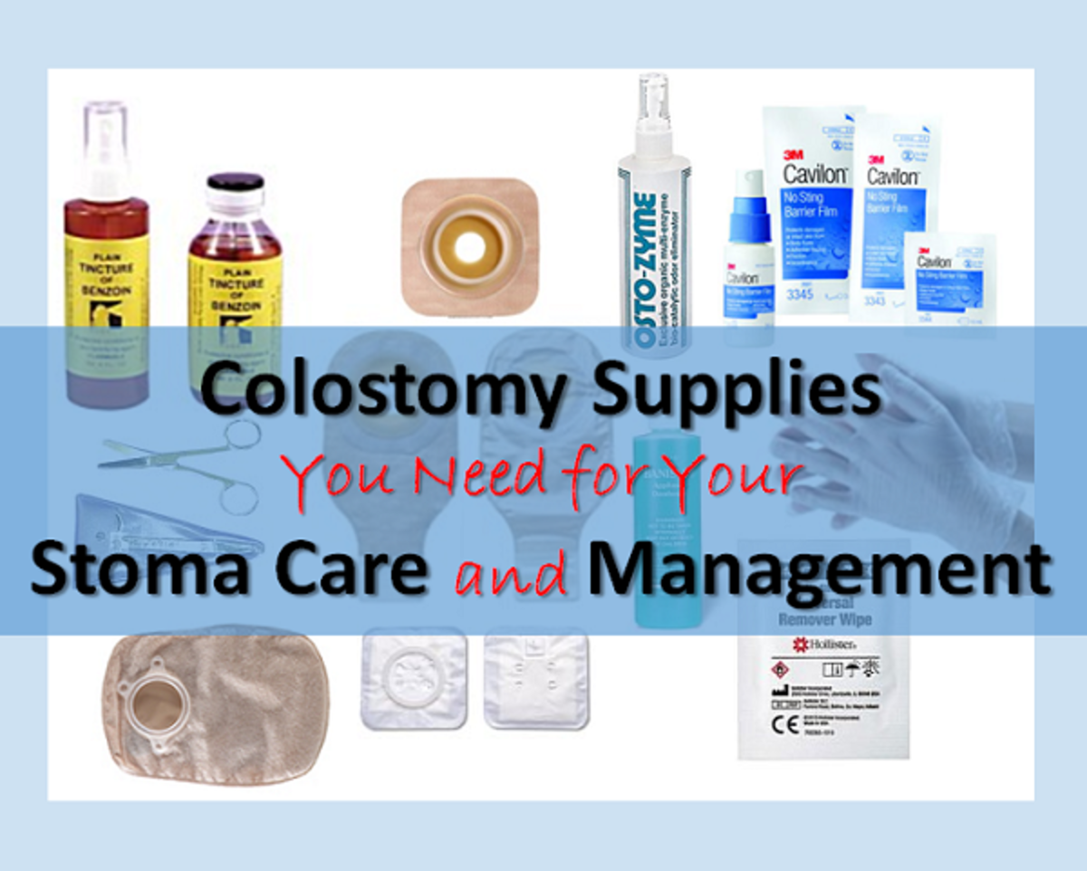 Colostomy Supplies Required to Care for Your Stoma