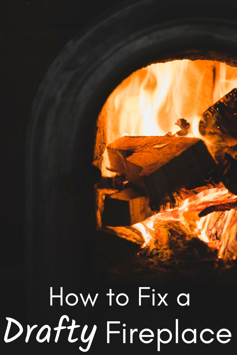How To Seal An Unused Fireplace And Save Money On Heating Bills