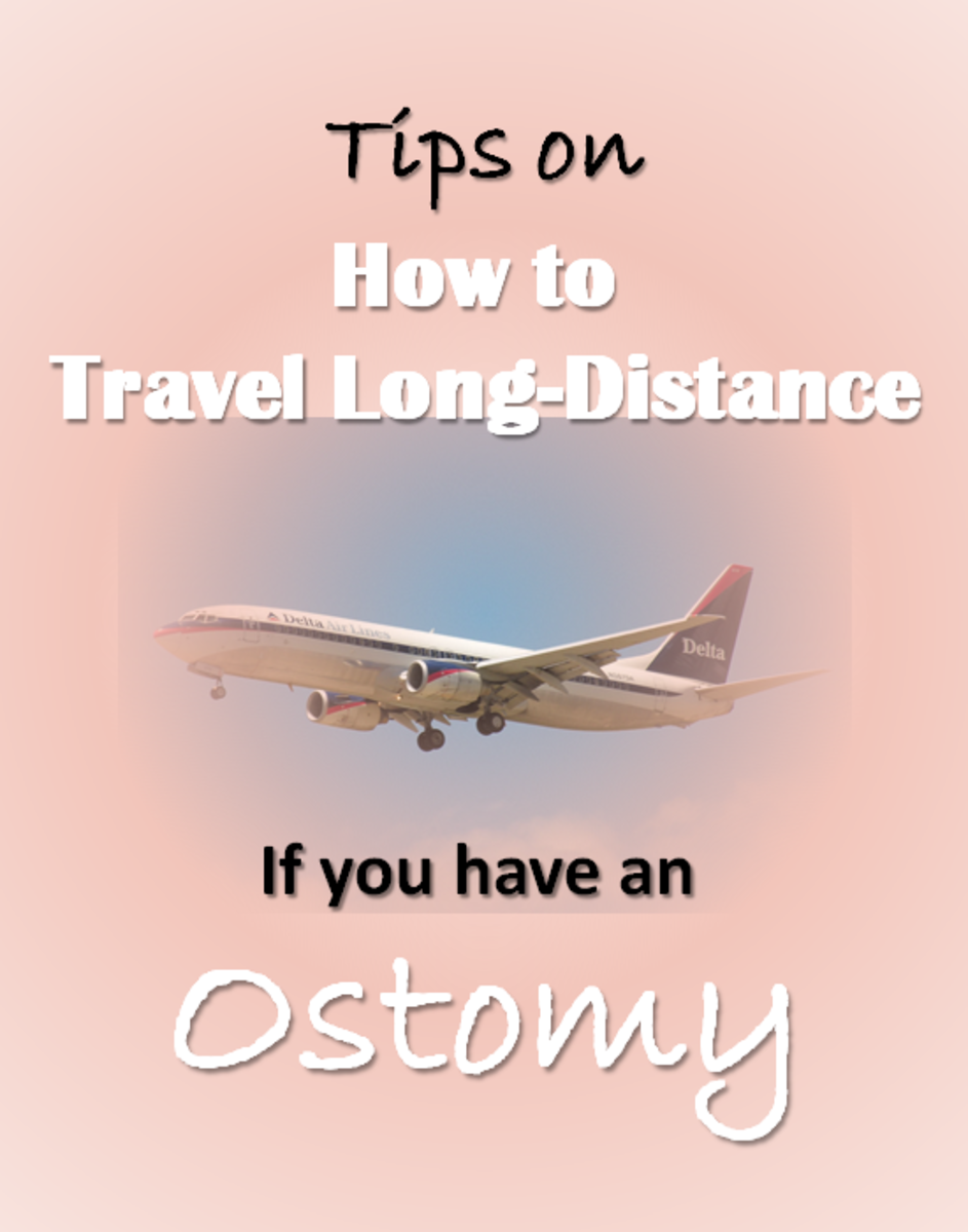Tips on How to Travel Long-Distance If You Have an Ostomy