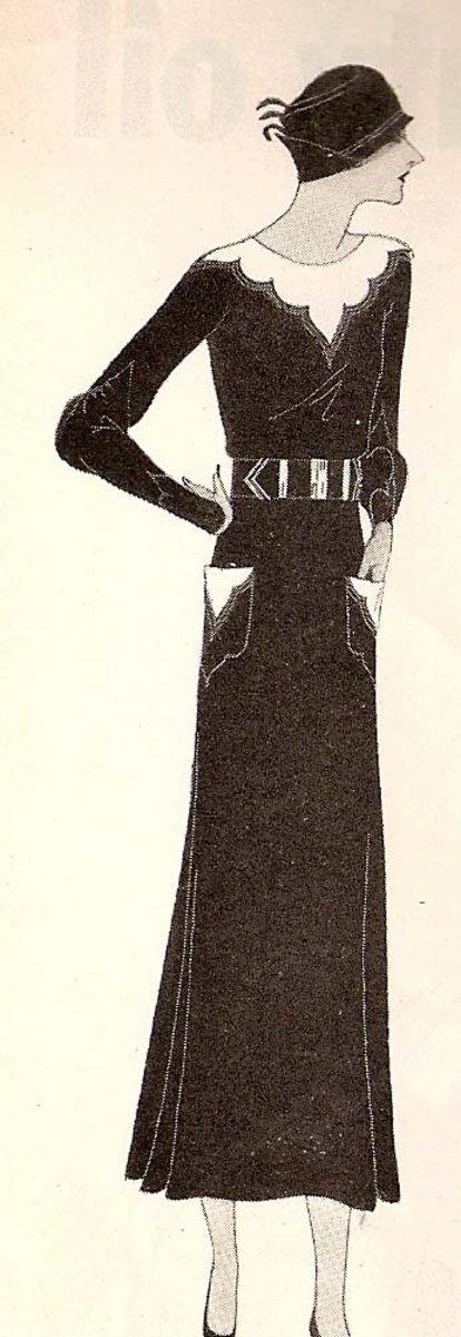 fashionhistoryladiesfashiondesignsofthe1930s