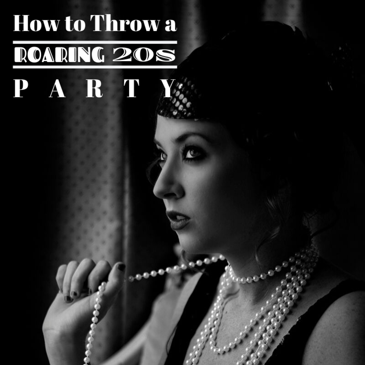 The roaring 20s were a time of jazz, crime, class, and debauchery—turn your house or venue into a speakeasy and dance the night away!