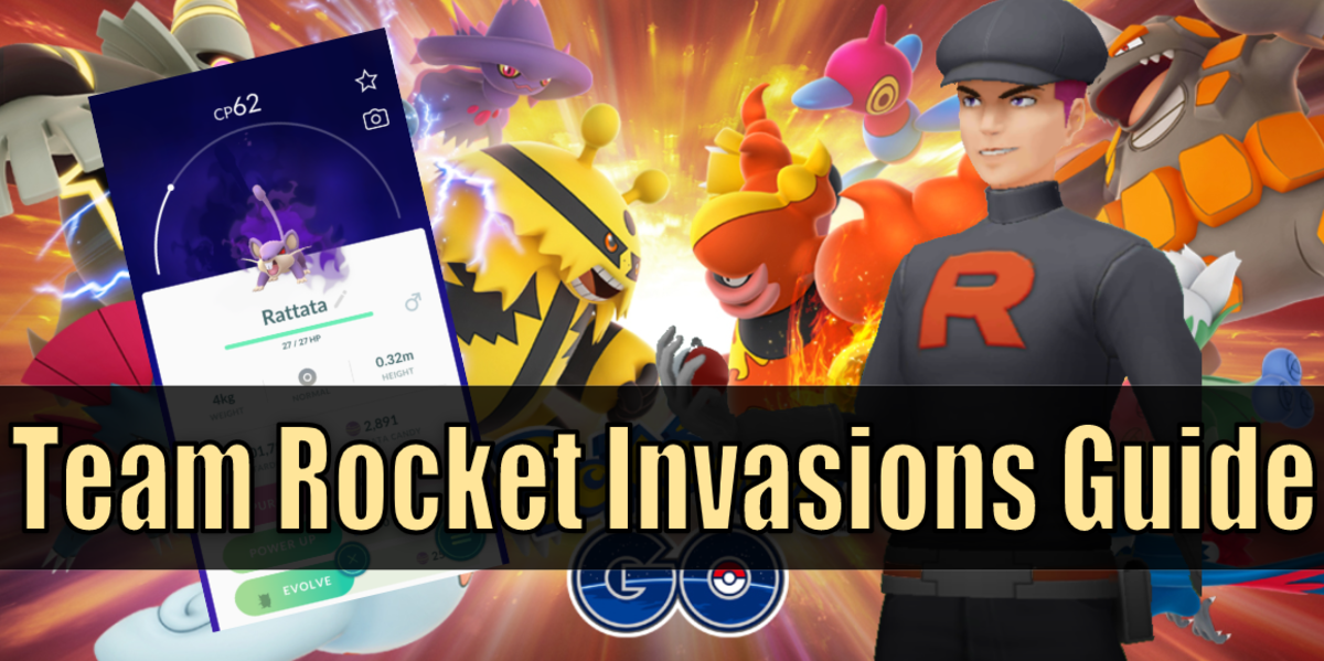 Battling Team GO Rocket Grunts, capturing and purifying Shadow Pokemon, and more!
