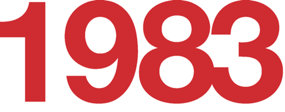 This article teaches you fun facts, trivia, and history from the year 1983.