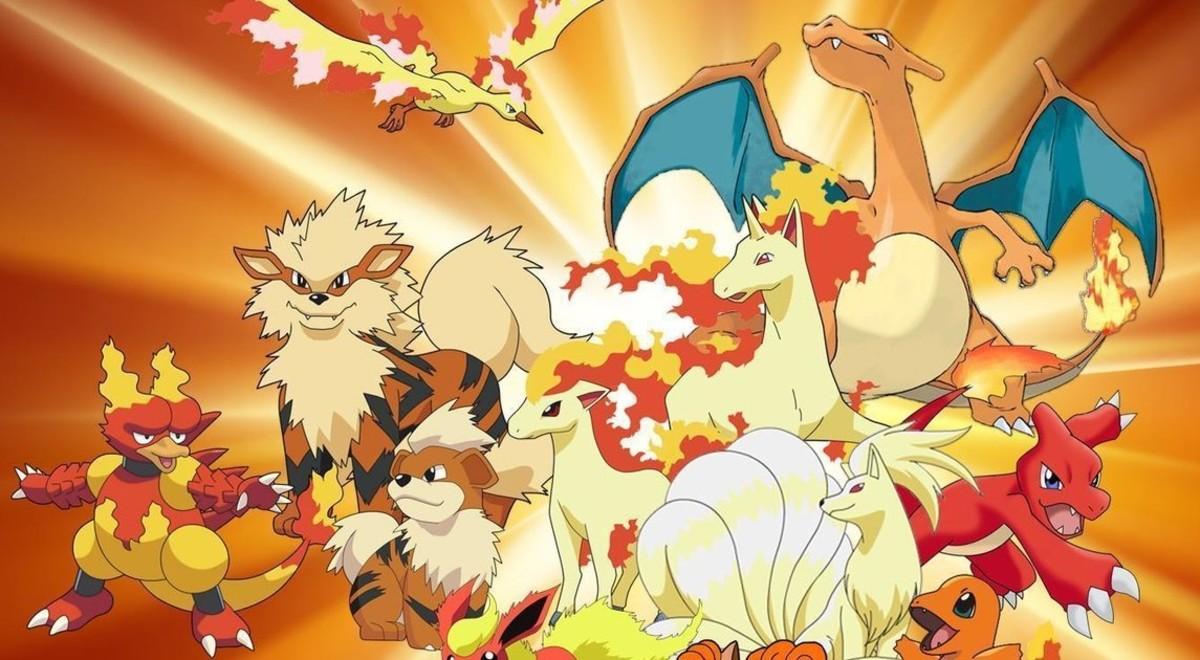 Hidden Powers of Each Pokémon Type