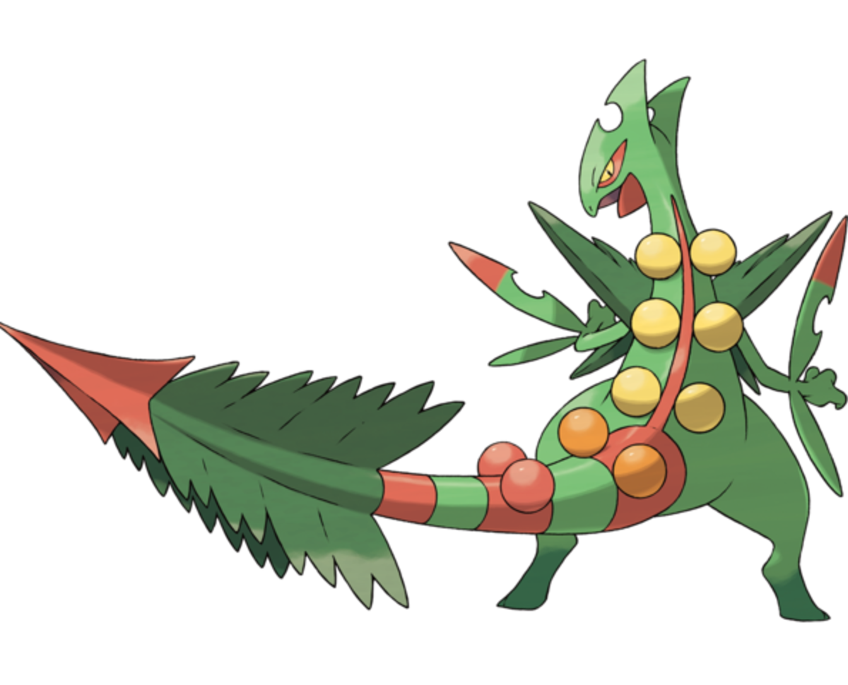 Top 10 Fastest Pokémon