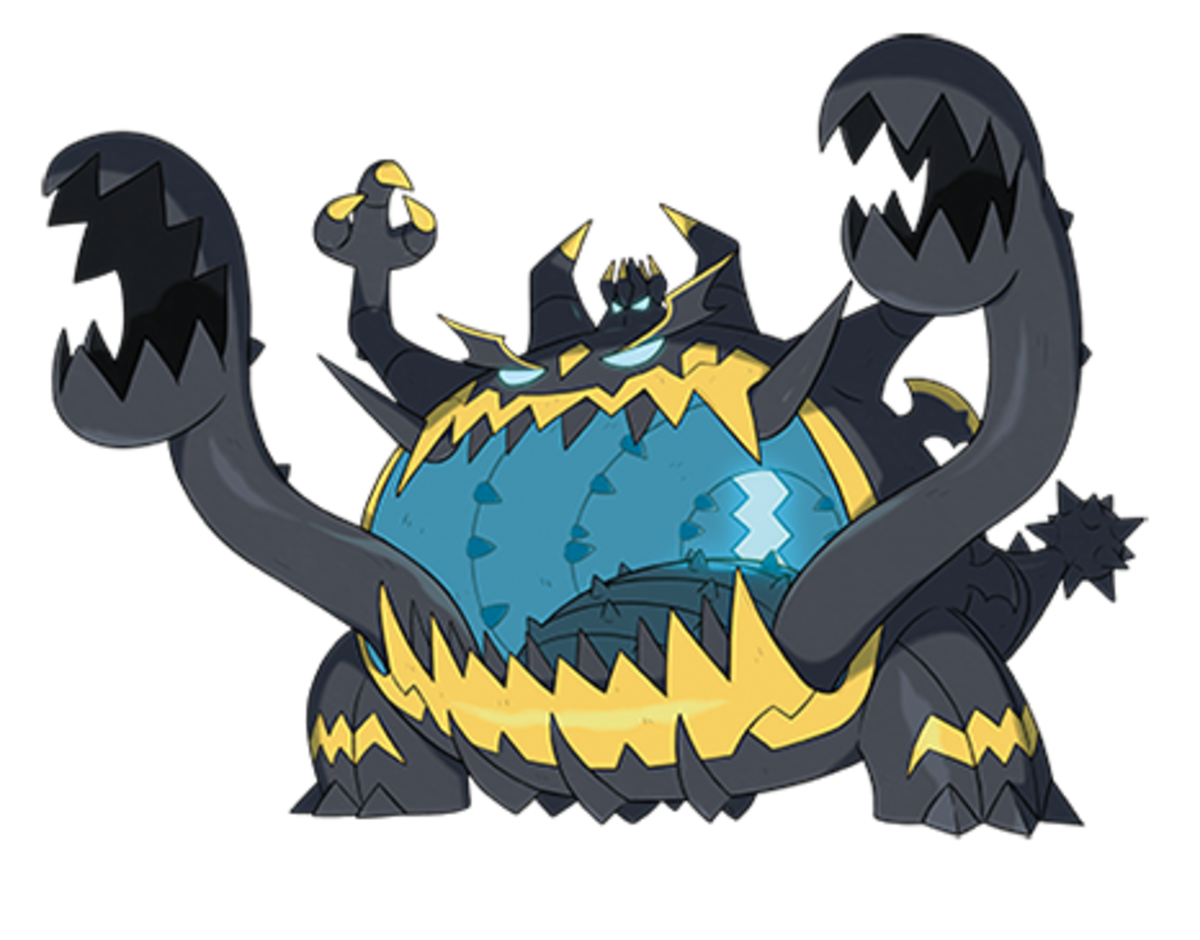 Top 10 Strongest Ultra Beasts in Pokemon