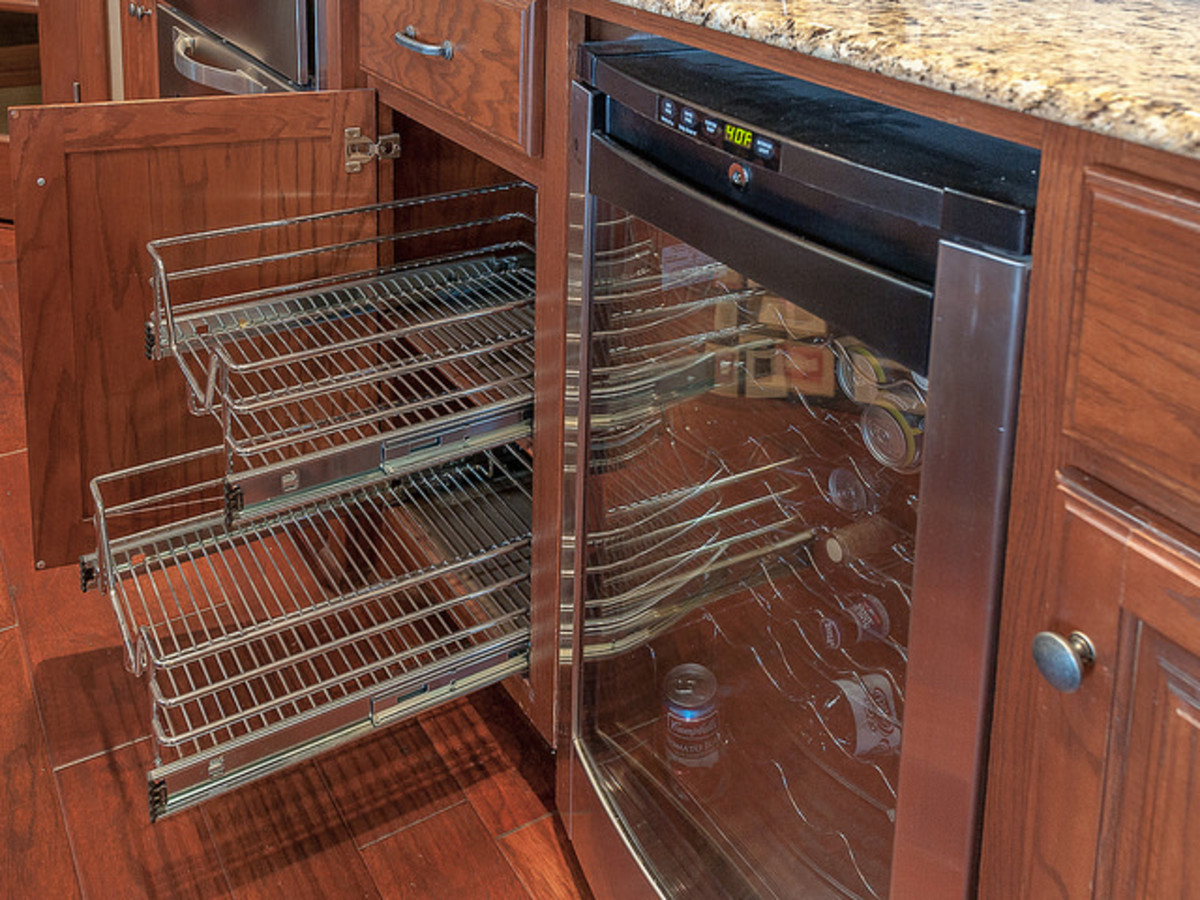 Tips for Choosing and Installing an Under-Counter Refrigerator