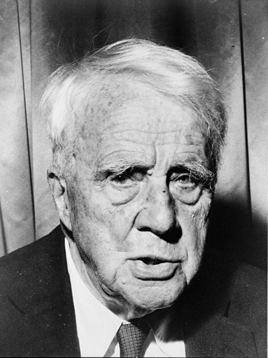 """Robert Frost's """"The Oven Bird"""""""