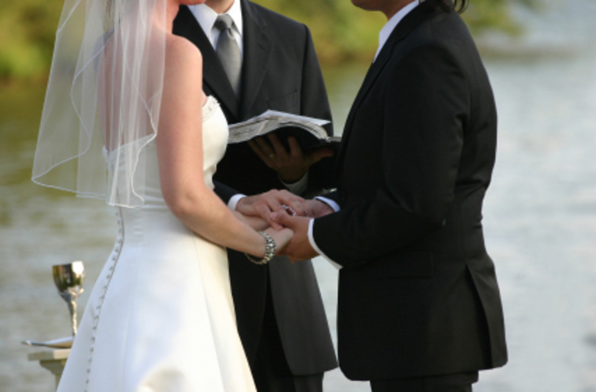 Alternative Wedding Ceremony Vows And Readings