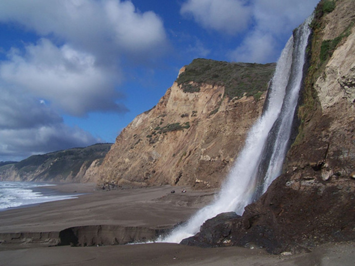 5 Favorite Hikes in the Bay Area: Waterfalls, Rock Formations and Cool Scenery