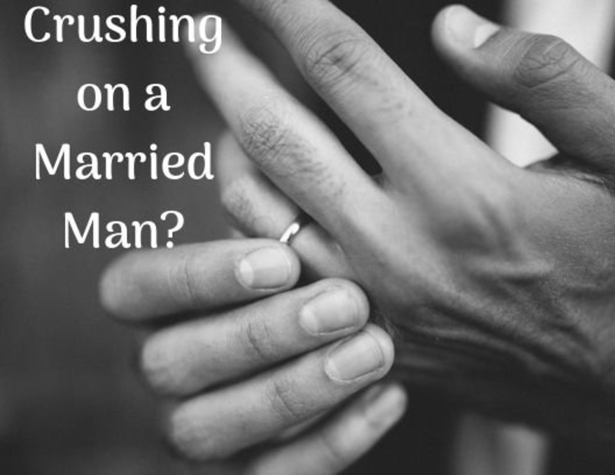 How Do You Deal With a Crush on a Married Man?