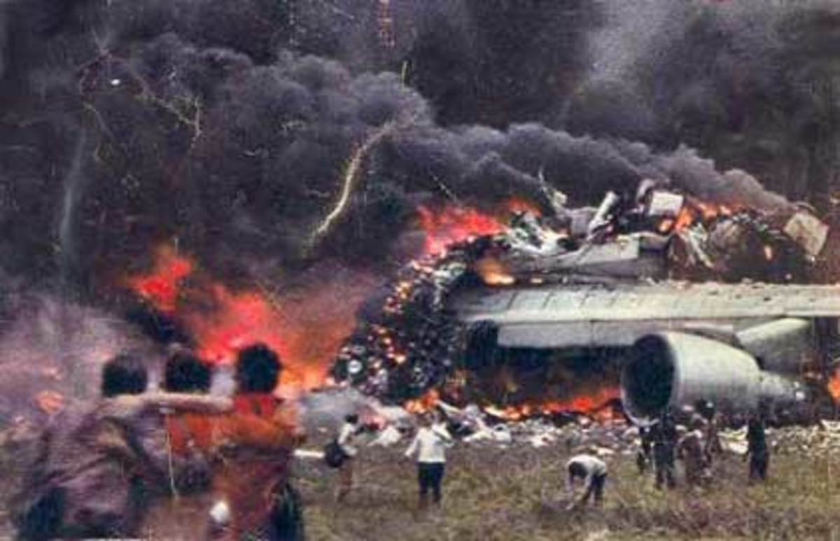 The Worst Airline Disaster in History: Tenerife