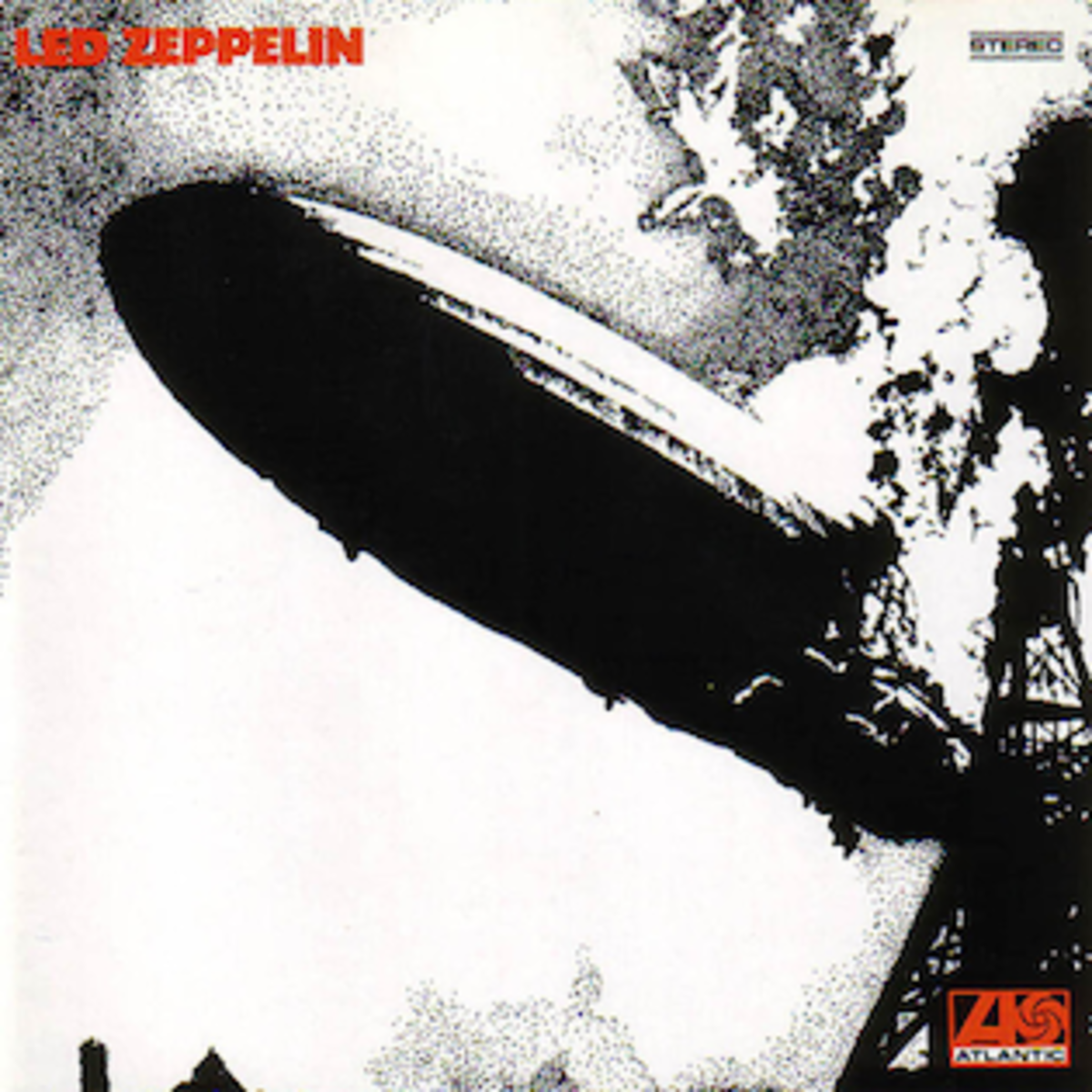 Multiple tracks on Led Zeppelin's 1969 debut album weren't properly credited