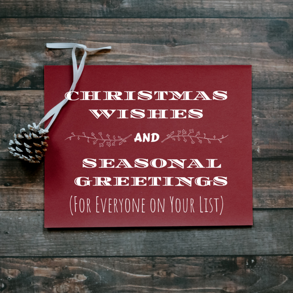 Christmas Messages To Write In Holiday Greeting Cards