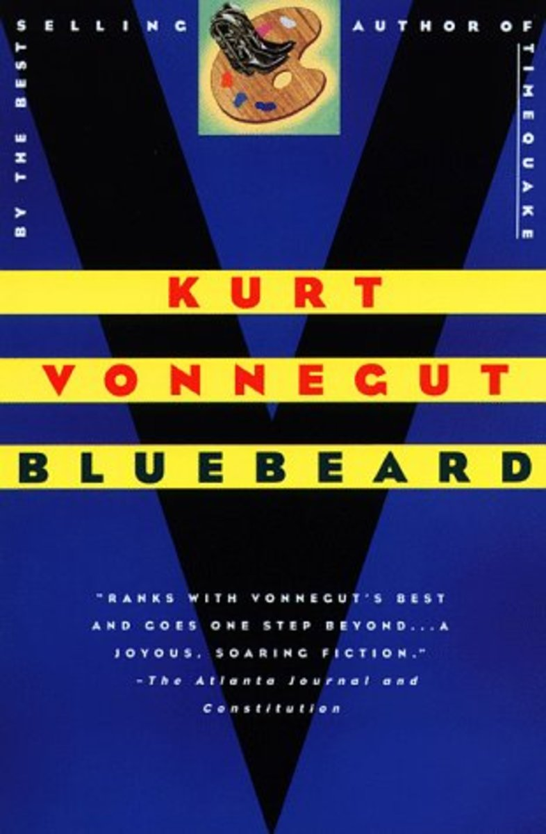 Bluebeard, which came out in 1987, was one of Vonnegut's last proper novels.  Though it is different in style than his earlier works, it is a very rewarding novel.