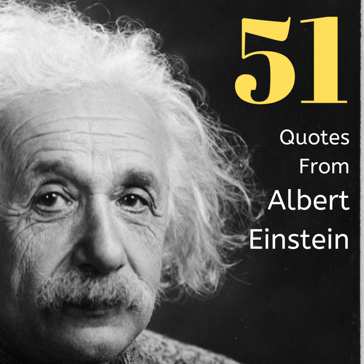 Explore some famous quotes from Einstein about various topics.